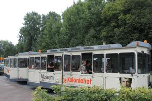 Weldadig Oord Kolonietram van Museum De Koloniehof