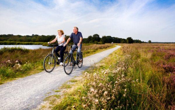 Weldadig Oord - fietsen - Maatschappij van Weldadigheid