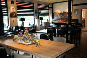 Steen In Interieur : Cafe de steen interieur weldadig oord