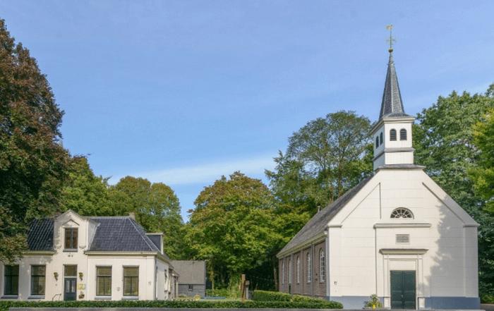 Weldadig Oord - Het Koloniekerkje