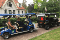 Elektrische Kolonie Express - Weldadig Oord - Villa De Bakkerij