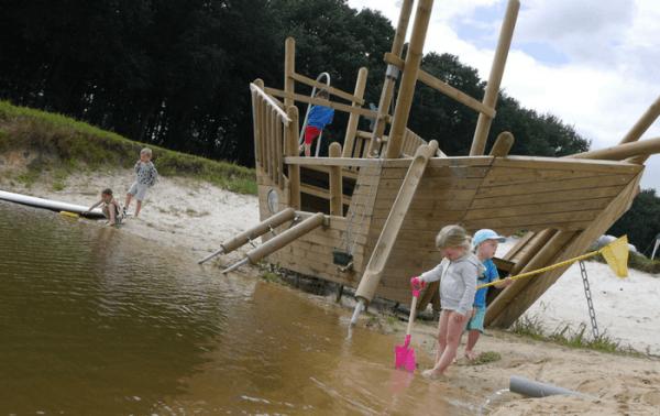 Weldadig Oord Camping Moesberg