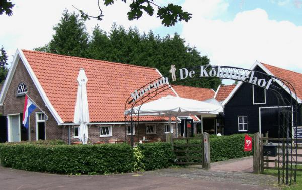 Weldadig Oord Museum De Koloniehof