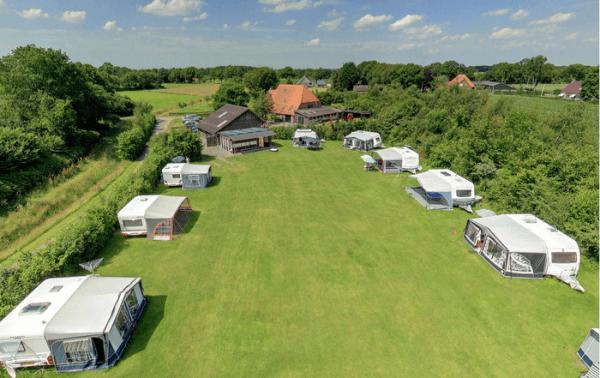 Weldadig Oord - Camping De Houtwal