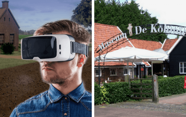 Weldadig Oord - combiticket De Koloniehof Virtual Reality