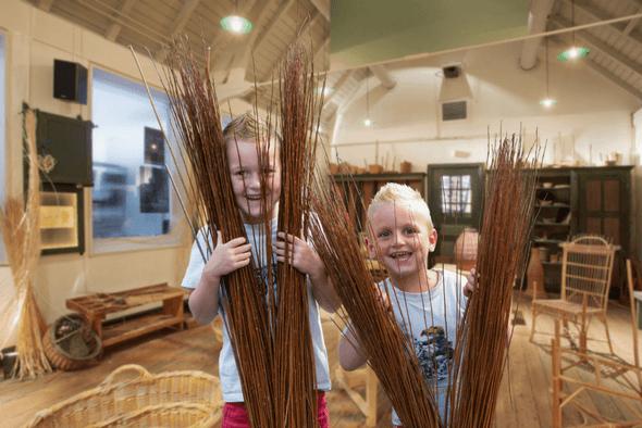 Weldadig Oord - Vlechtmuseum
